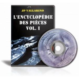 DVD L'Encyclopédie de la Magie des Pièces Vol.1