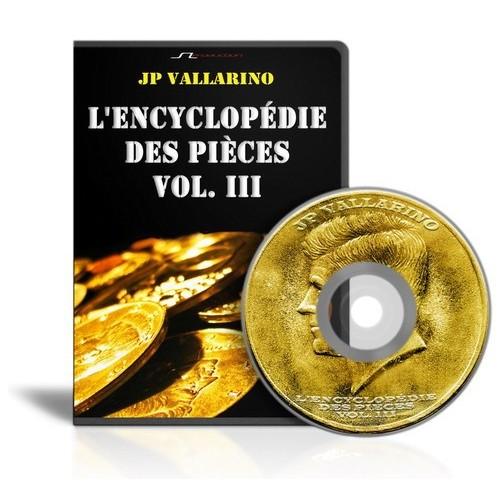 DVD L'Encyclopédie de la Magie des Pièces Vol.3
