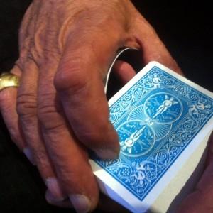 Empalmage à une main