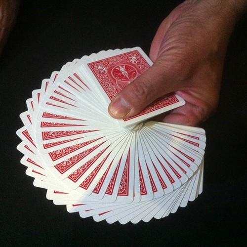 Vanishing Card