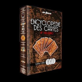 Encyclopédie des Cartes (3 DVDs)