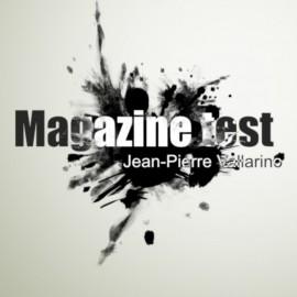 Magazine test