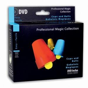 Gobelets magiques