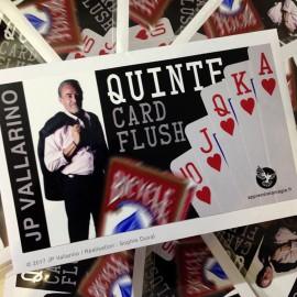 Quinte Card Flush