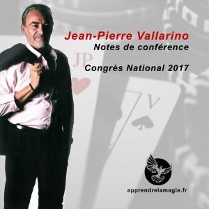 Notes de Conférence 2017