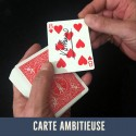 Carte Ambitieuse : Routine avancé