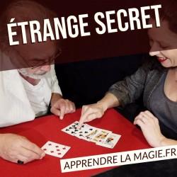 Étrange secret