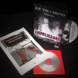 """Palm-triptyque : Le Fascicule et son DVD + DVD """"Empalmages"""""""
