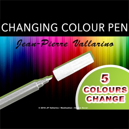 Changing Colour Pen